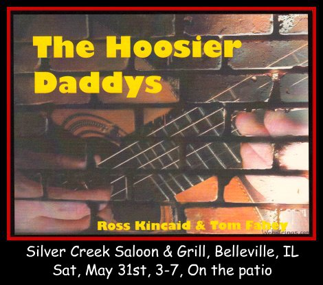 The Hoosier Daddys 5-31-14