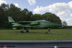 XZ382 - S147 - Sepecat Jaguar GR3 - 140525 - Bruntingthorpe - Steven Gray - IMG_3163