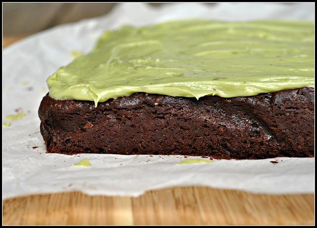 Avocado Brownies 3