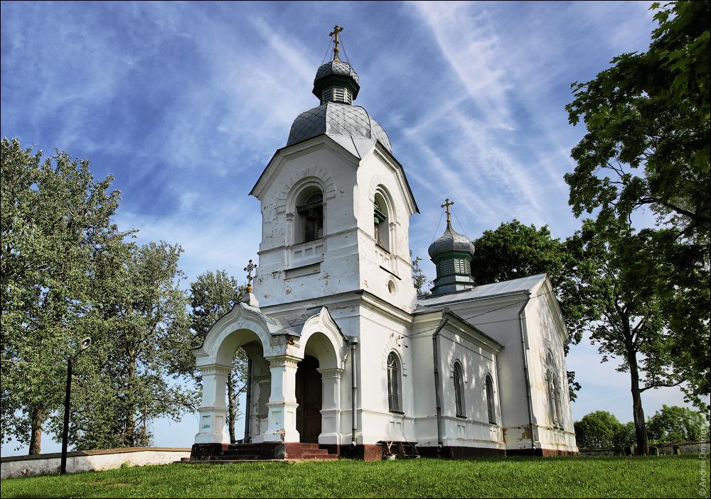 Озерница, Церковь св. Николая