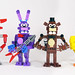 LEGO Five Nights at Freddy's Animatronics by BRICK 101