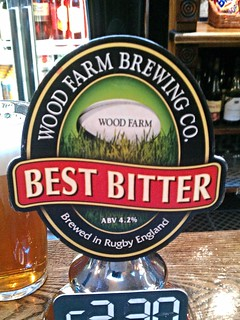 Wood Farm, Best Bitter, England
