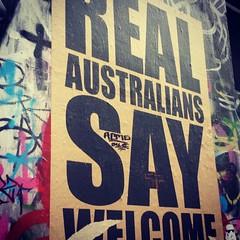 We don't say g'day... #melbournelove #dallasdownunder