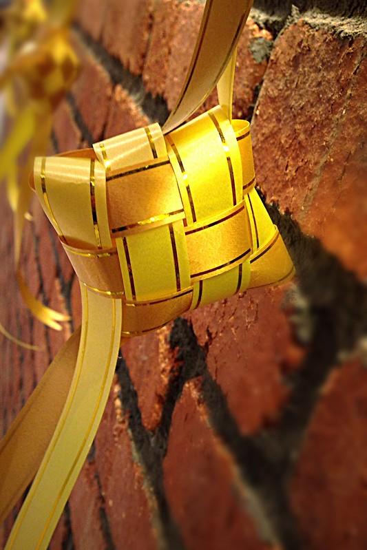 Golden Ketupat