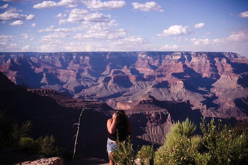 Gabriella, Grand Canyon