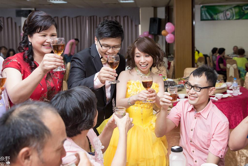 婚禮紀錄-高雄-展誠&鳳綿-文定午宴 X 吉喜海鮮餐廳 (85)