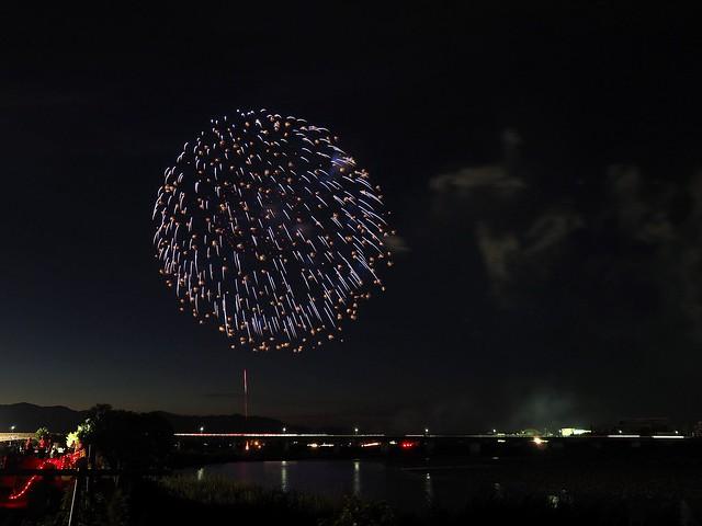 Yasugawa Fireworks Display 2015