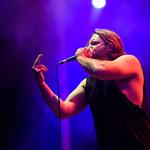 UNEARTH - Metaldays 2015, Tolmin