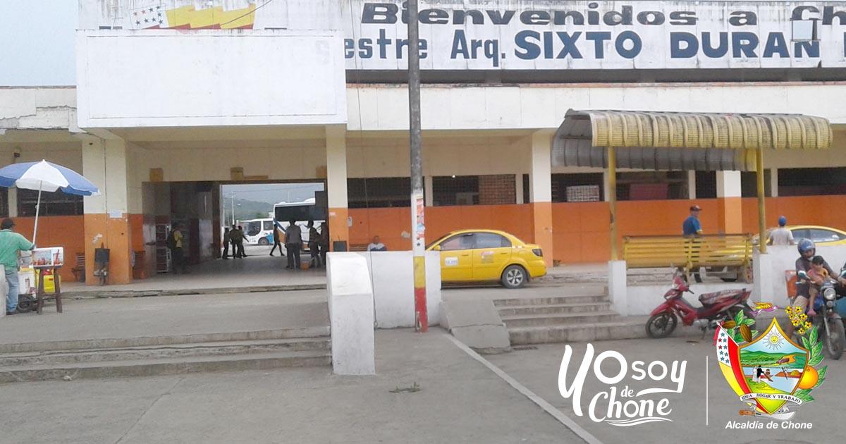 Terminal Terrestre de Chone acoge autorización de funcionamiento de la Cooperativa Costa Norte