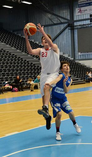 Grande Finale Fribourg Académie U16m -  Swiss Central Basket 34