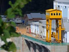В июле Витебскую ГЭС введут в эксплуатацию