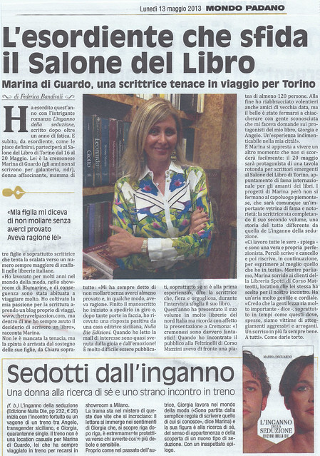 articolo Mondo Padano