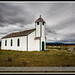 The McDougall Church at Morley, Alberta