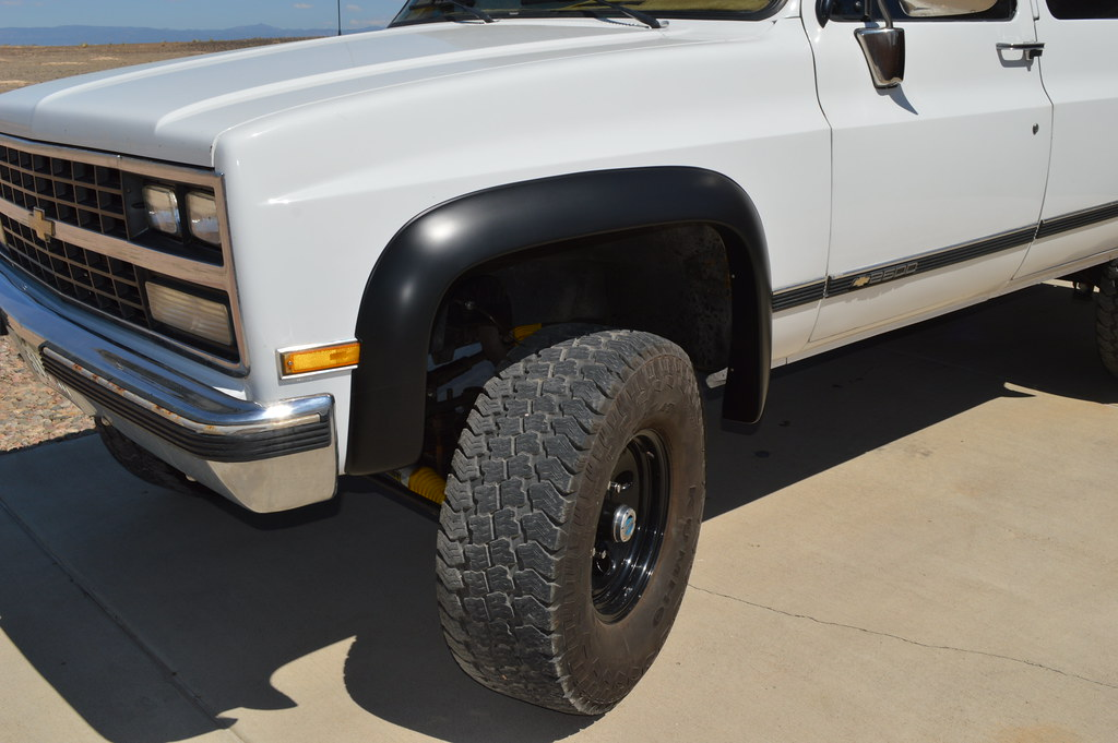 K10 Fender Flares : Post your suburban pics page expedition portal