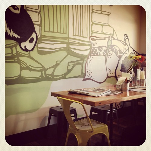 Little Mule Cafe, Stanmore