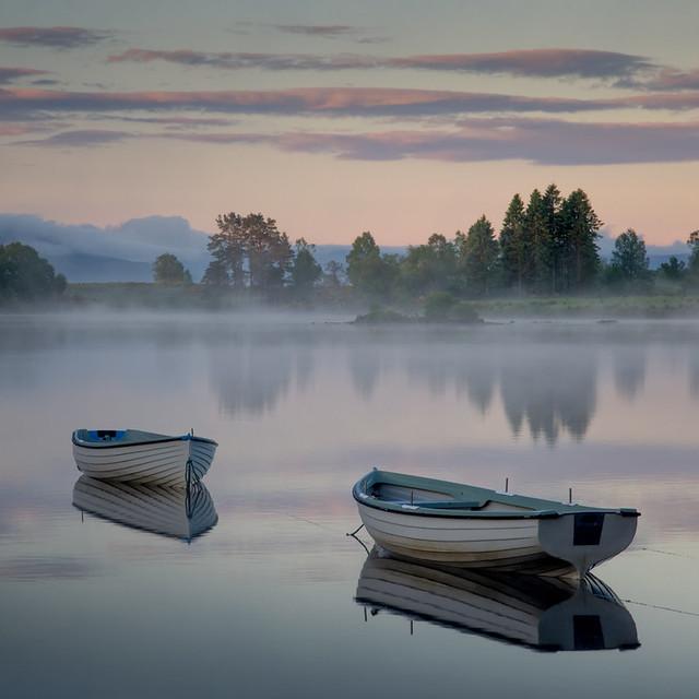 Loch Rusky standoff!!...