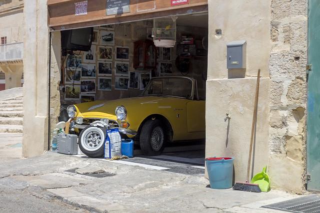 Sunbeam Alpine 1968 in Garage / Malta