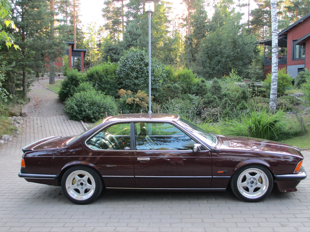 e24 with N/A tuned M88/3 (S38) - Page 1 - bigcoupe com
