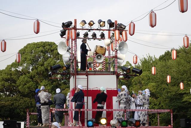 大本山總持寺 盆踊り