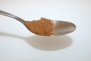08 - Zutat Zimt / Ingredient cinnamon