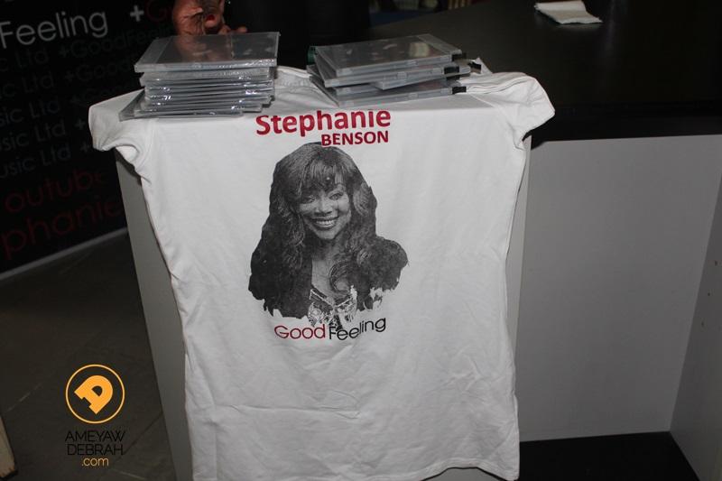 stephanie benson meet and greet