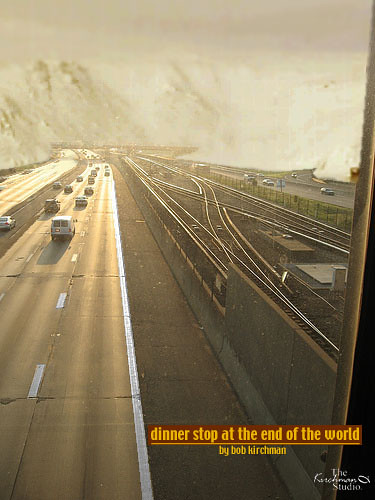 Interstate A2 Approaching Wales AK.