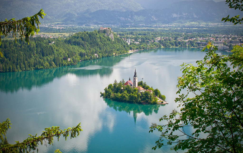 Bled aerial