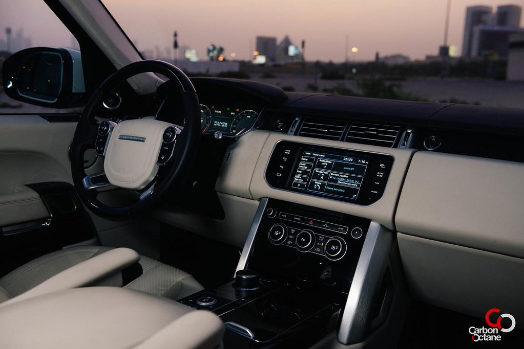 2017 Land Rover Range Rover 5.0 L V8 Supercharged Autobiography >> 2014 Range Rover Vogue Supercharged Review - CarbonOctane