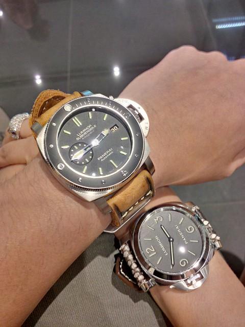 Small Wrist Meets 47mm Singapore Rolex Club