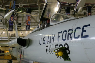 Propeller: Republic F-105 Thunderchief