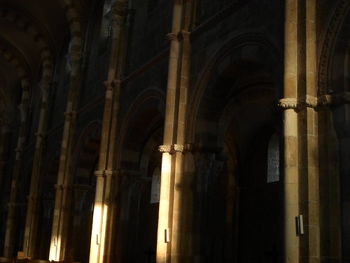 Tiers of Light, St. Madeleine Vezelay