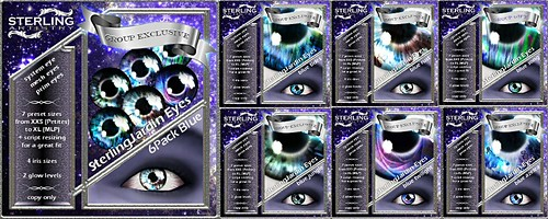SterlingJardin Eyes (Blue)