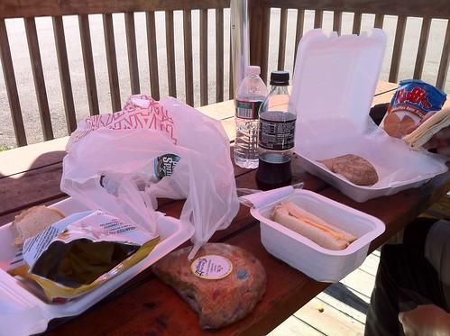 Lame Lunch of Lameness
