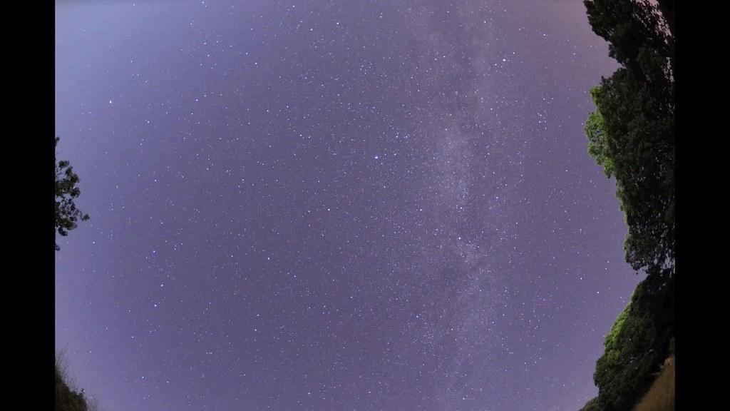Milky Way (Perseids) 2