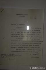 DSC_8892 Brief van de Franse Ambassade in Londen Princess Elizabeth