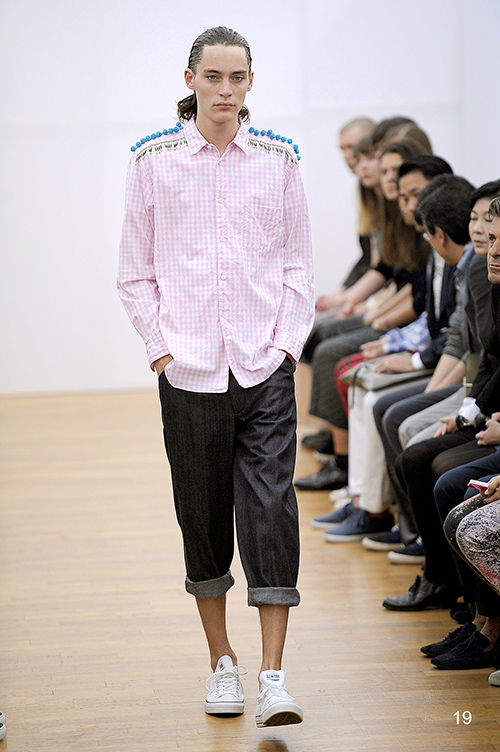 Jaco Van Den Hoven3394_SS14 Paris COMME des GARCONS SHIRT(Fashion Press)
