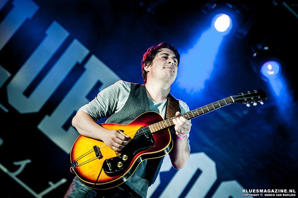 Jaimi Faulkner @ BluesRock Festival Tegelen 2013