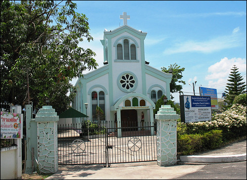 Catholic Church in Phuket Town