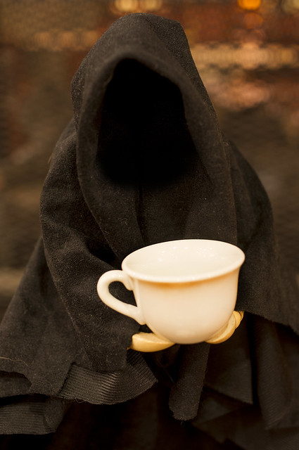 death and coffee IV