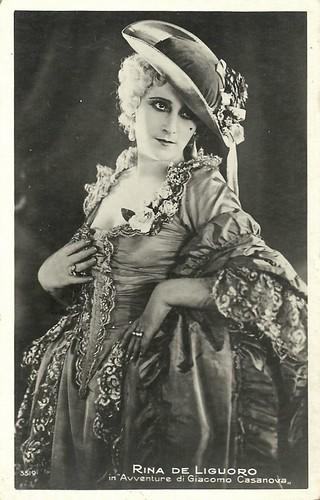 Rina De Liguoro in Casanova
