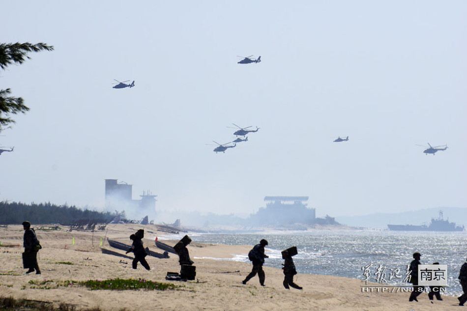 9867287583_b042a9994a_b - China conducts massive 'island reclamation' military exercise - Talk of the Town