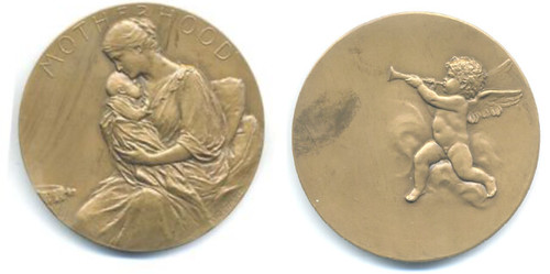 Brenner Motherhood medal