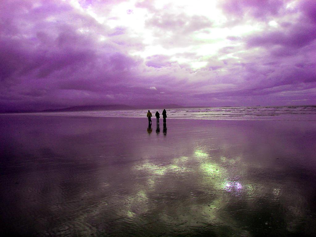 11. Playa mágica en la costa de Gales. Autor, @Doug88888