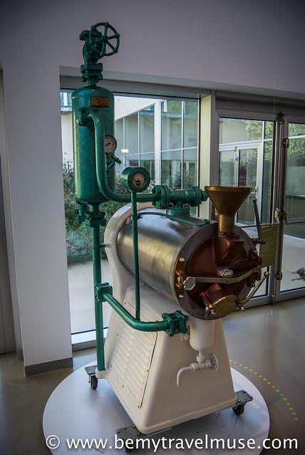gelato university museum