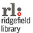 Ridgefield Library's buddy icon