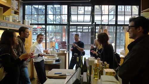 Androuet - Eating London Food Tour