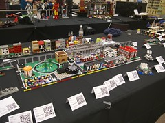 Micropolis at BrickCon 2013