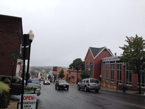 Frostburg Main Street