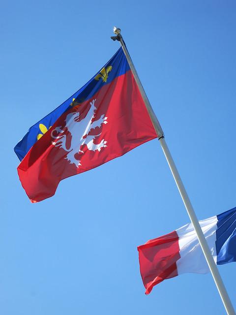 Lyon pride.
