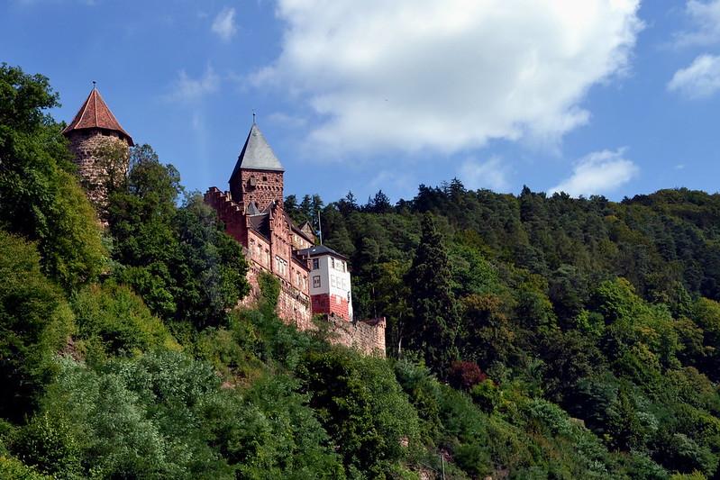 Map Zwingenberg Germany.Zwingenberg Castle Zwingenberg Germany Spottinghistory Com